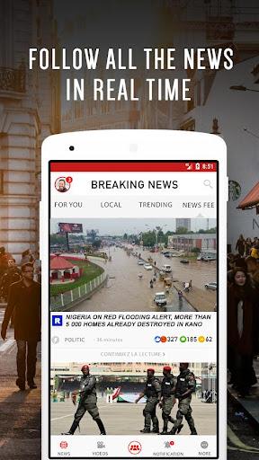 Nigeria Breaking News and Latest Local News App Apk 1