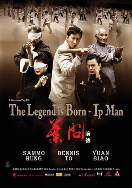 Phim Diệp Vấn Tiền Truyện - The Legend Is Born - Ip Man
