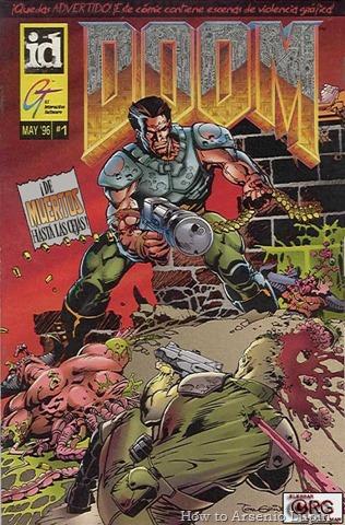 DooM el Comic por Elessar y GinotheMan [CRG] 00