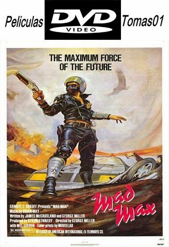 Mad Max 1: Salvajes de Autopista (1979) DVDRip