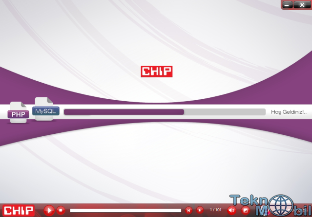 Chip Web Programcılığı Eğitim Seti