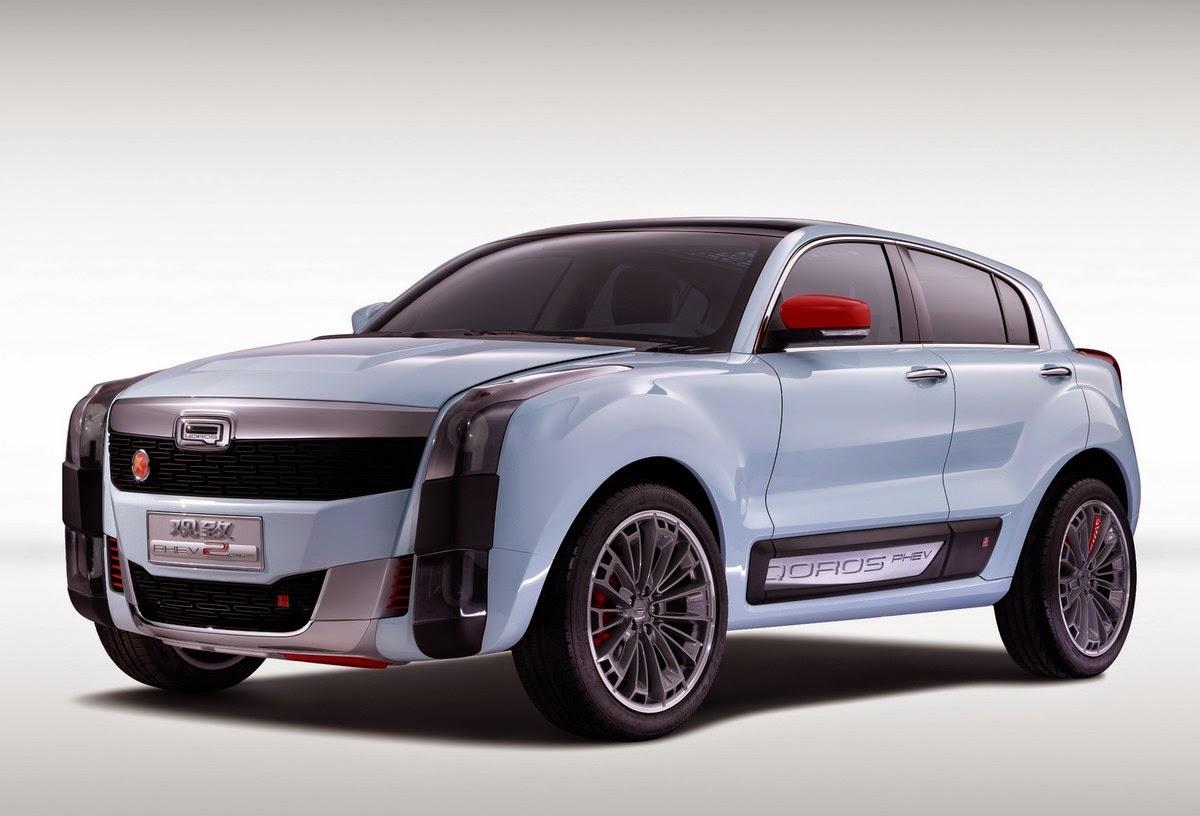 2 SUV PHEV Concept