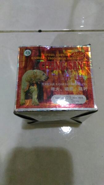 distributor obat kuat termurah chang san kapsul