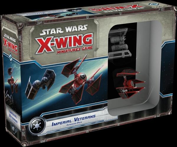 Veteranos Imperiales X-Wing