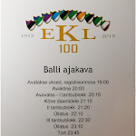EKL 100 / foto: vil! Ardo Säks C!F!L!