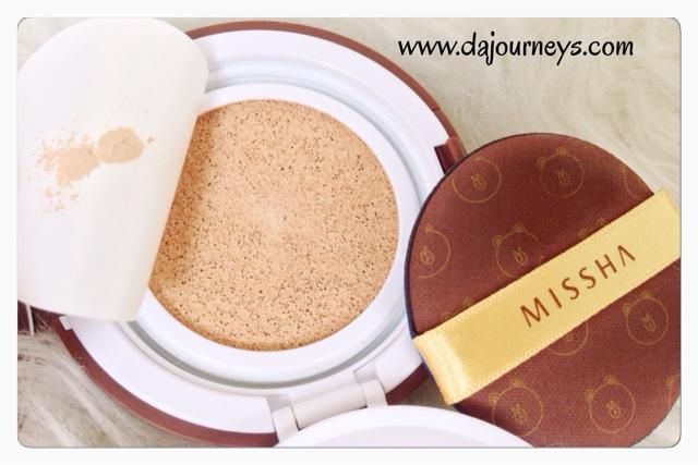 Missha Magic Cushion Brown