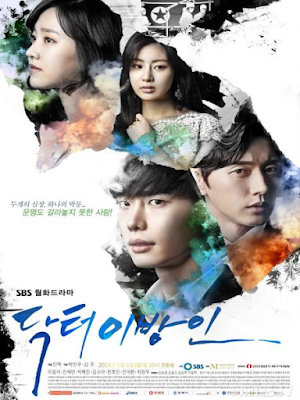 Phim Bác Sĩ Xứ Lạ - Doctor Stranger| 닥터 이방인 (2014)