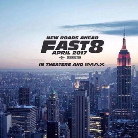 Fast furious 8 - Băng cướp tốc độ 8 - 2017
