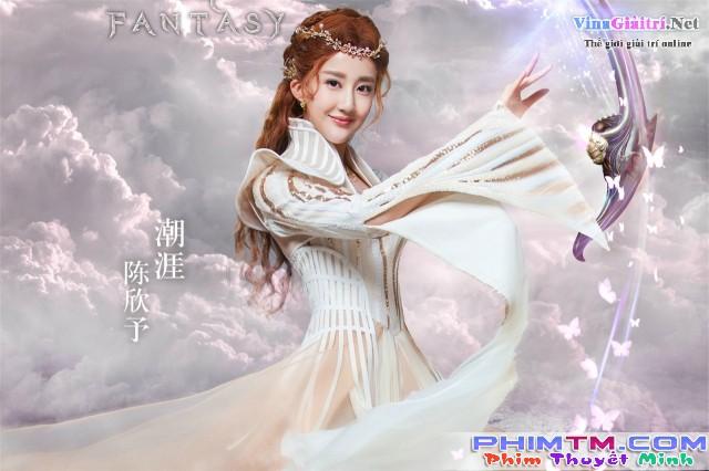 Xem Phim Huyễn Thành - Vương Quốc Ảo - Ice Fantasy - phimtm.com - Ảnh 1