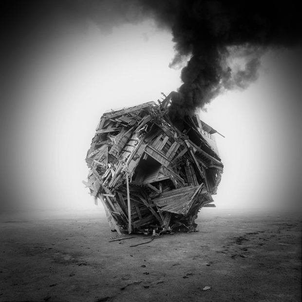 Composed Surreal Landscapes by Jim Kazanjian