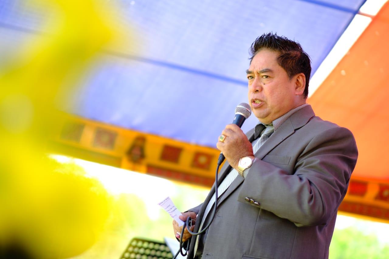 Sekprov Hadiri Pelaksanaan Syukuran Gereja Toraja Klasis Makassar