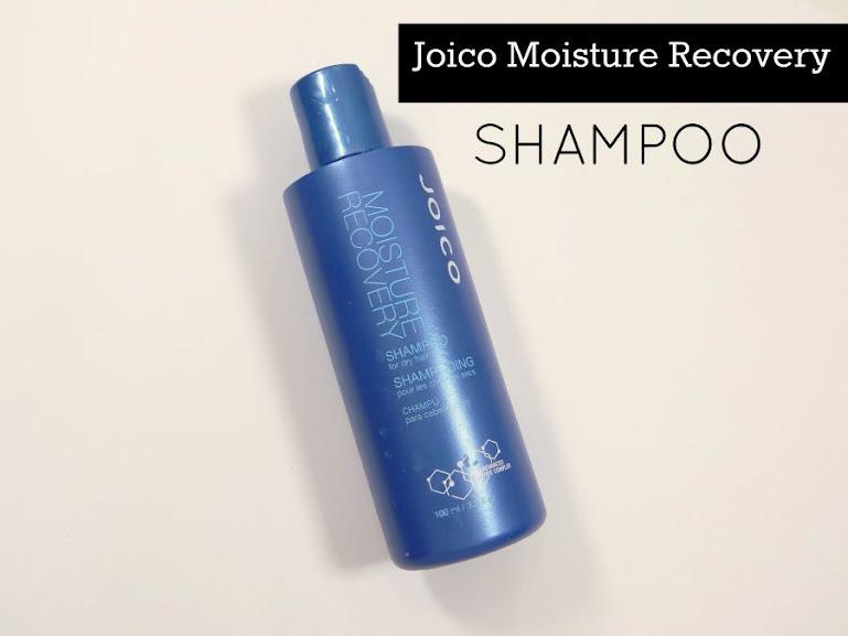 Joico Moisture Recovery Shampoo - resenha