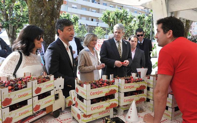 Montra da Cereja da Penajóia foi um sucesso de vendas e de público