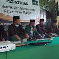 LTM NU Kabupaten Magelang Adakan Pelatihan Muharrik dan Manajemen Ketakmiran Masjid