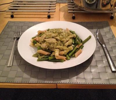 Avondeten Smartpoints Weightwatchers Pasta Pesto