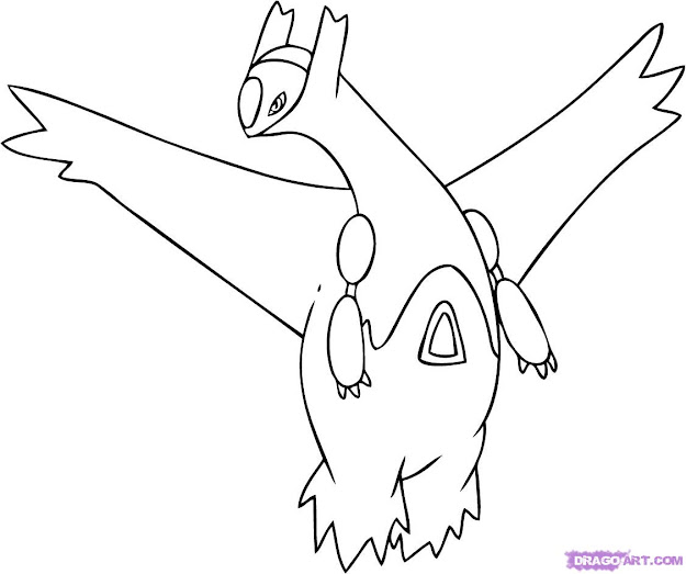 How To Draw Latios Step By Step Pokemon Characters Anime Draw Throughout Coloring  Pages Draw Pokemon