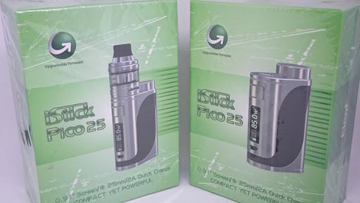 DSC 4323 thumb%255B3%255D - 【MOD】「Eleaf iStick Pico 25 with Elloキット」(イーリーフアイスティックピコ25ウィズエロ)レビュー。あの伝説のPicoの後継機は25mmアトマイザー対応モデル!【電子タバコ/VAPE/初心者】