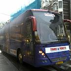 Volvo van Oostenrijk Touringcars / Tours & Tickets + de toutagamon bus 182