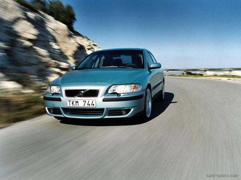 2005 Volvo S60 R Specifications Pictures Prices