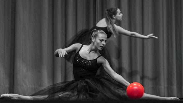 TVN-Turnerball Rhythmische Sportgymnastik