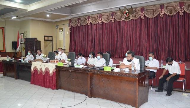 DPRD Bartim Gelar Raker dengan Dinas Pertanian dan Ketahanan Pangan