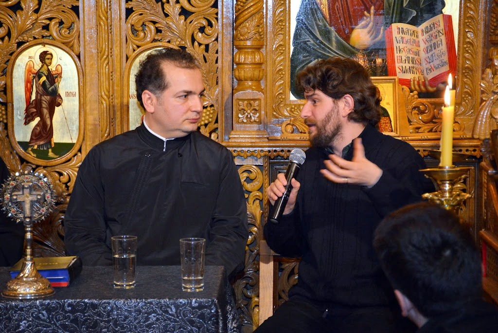 Pr. Vasile Cretu - Sf. Ilie - Gorgani, Sf. Antonie cel Mare - (91)