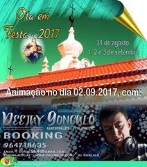 Ota em Festa - DJ 02.09.17