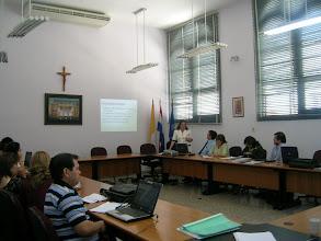 Photo: Exposicion de los alumnos UCNSA