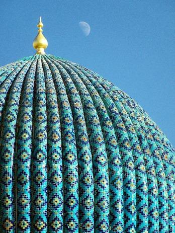 Gur Emir Mausoleum, Samarkand, Uzbekistan