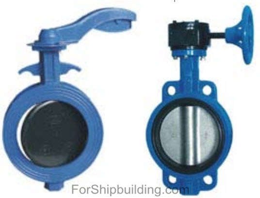 butterfly%252520valves 1 Types of valves ship machine equipment
