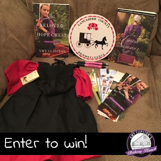 Interview with Amy Clipston PLUS Enter Giveaway