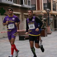 Media maratón de Cartagena
