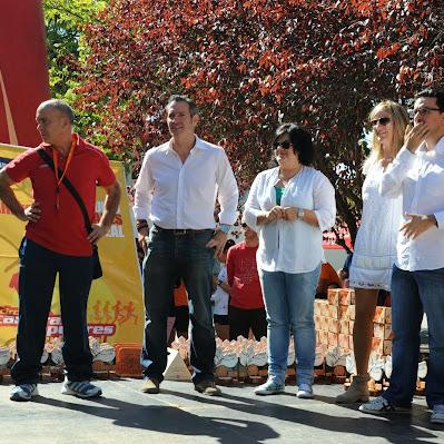 Media Maratón de Alcázar de San Juan 2013 - Trofeos