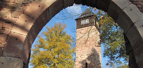 Photo: Burg Maienluft - Gaststätte, Aussichtsturm, Biergarten