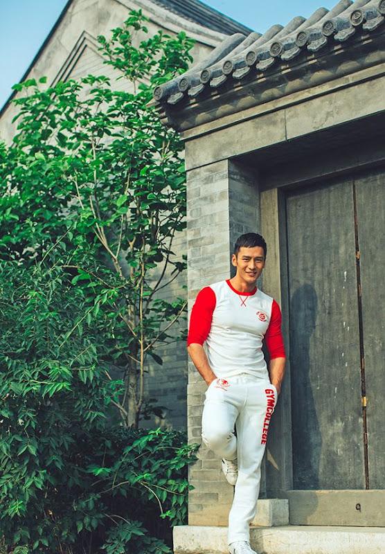 Gu Youming China Actor