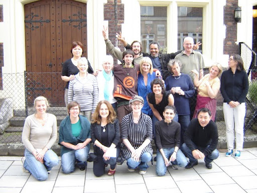 Osel Hita visits Jamyang Buddhist Centre, June 2011, London
