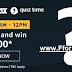 Amazon Quiz Answers 25 September 2020 – Answer & Win Rs.5000