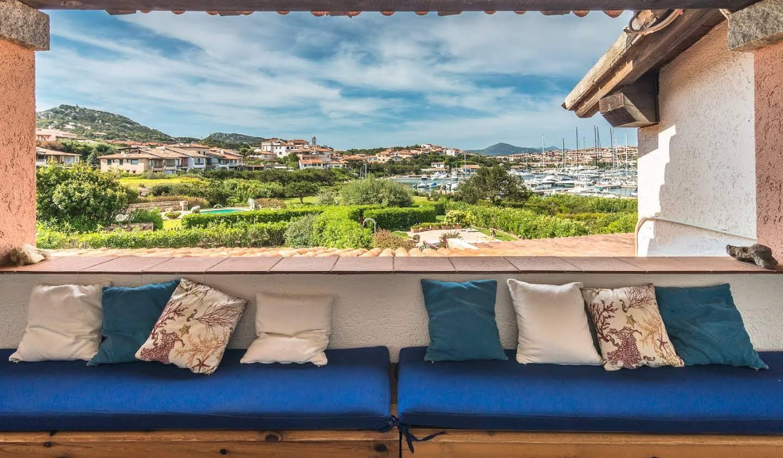 Apartment with terrace Porto Rotondo