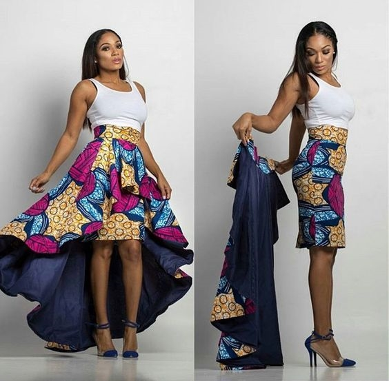 40 ANKARA PEPLUM STYLE & DESIGNS TO ROCK THIS SEASON