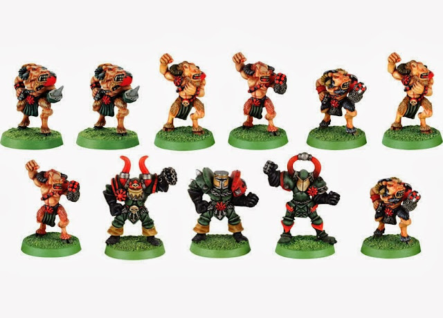 Caos Blood Bowl