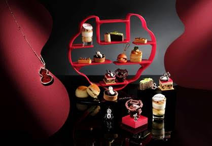 Celebrate Chinese New Year & Valentine's Day at The Ritz-Carlton