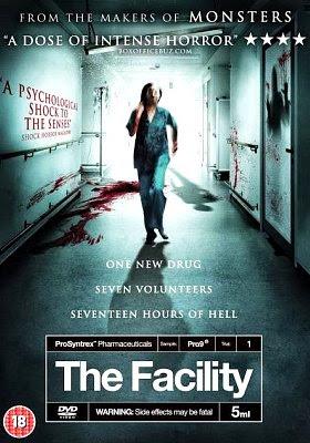 Filme Poster The Facility DVDRip XviD & RMVB Legendado