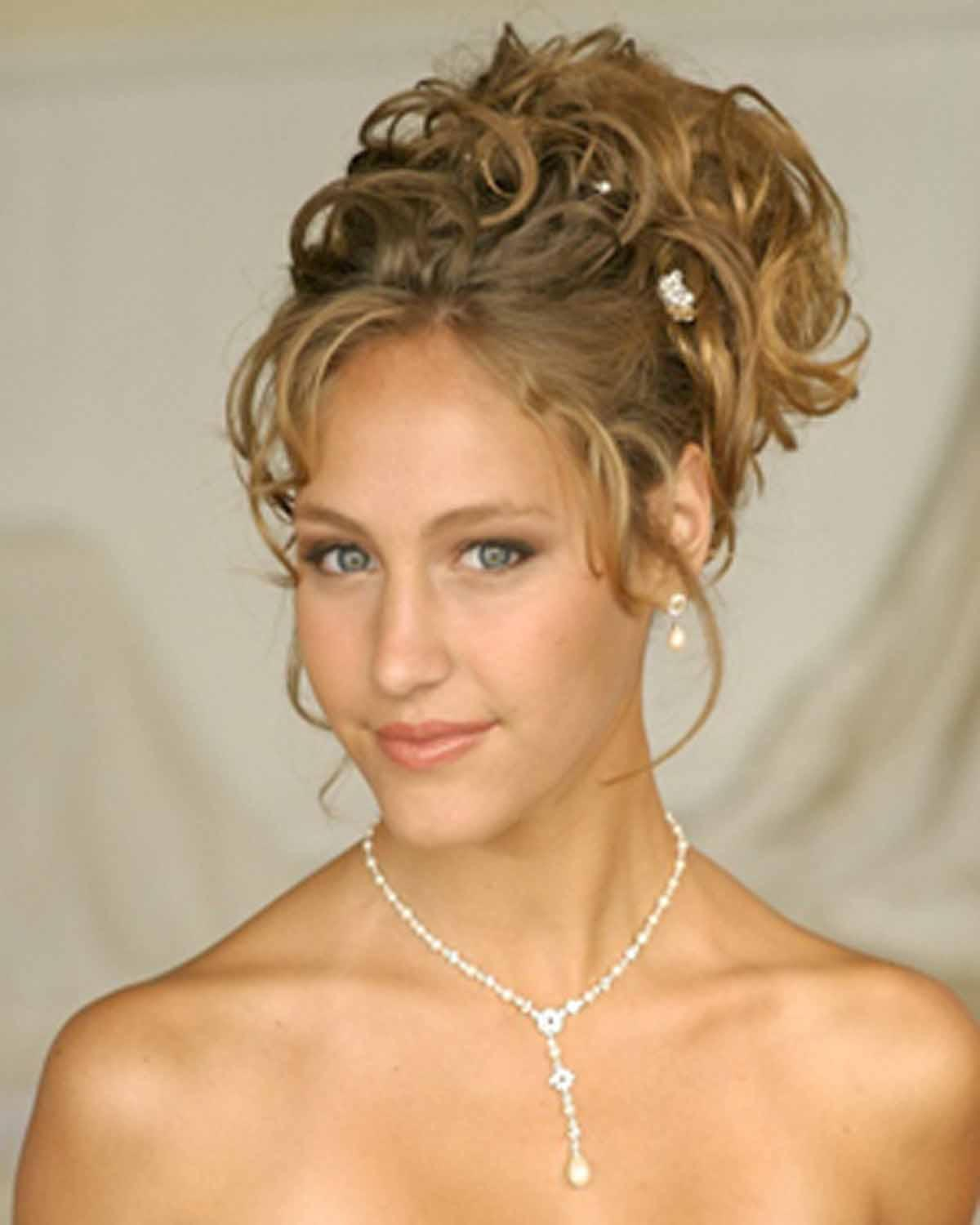 Medium Length Hairstyles For Weddings: Karlee's Blog: Lot 76 Rare And Large Middle