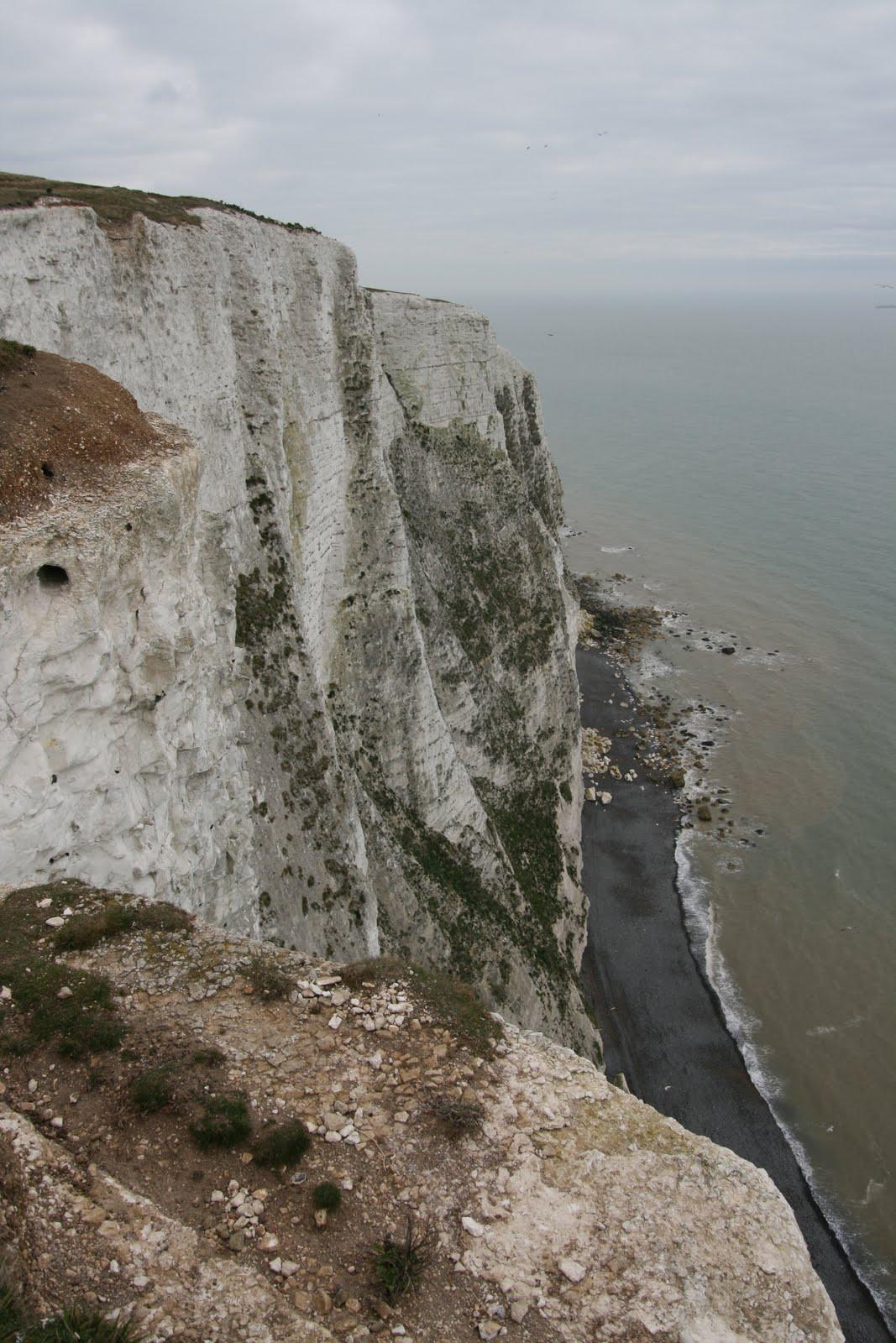 0903 034 Dover, England The White Cliffs