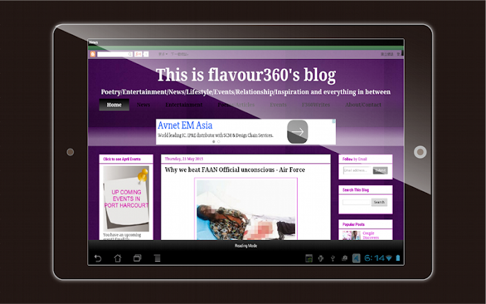 Nigerian News v6 1 For Android APK Download - DLoadAPK