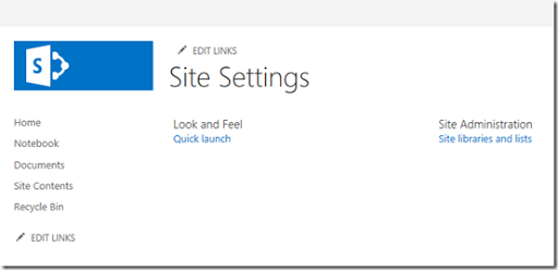 CIAOPS: My Office 365 Groups are now SharePoint sites