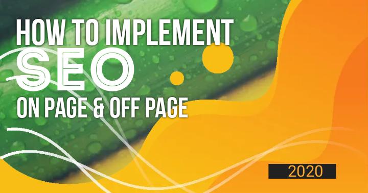 Cara Menerapkan SEO (Search Engine Optimization)