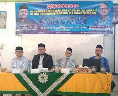 SDIT Muhammadiyah Lhokseumawe Menghafal Al-Quran SemudahTersenyum