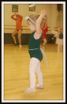 POD: Little Ballerina