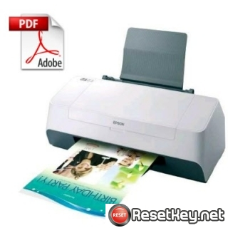 Reset Epson ME-2 printer Waste Ink Pads Counter